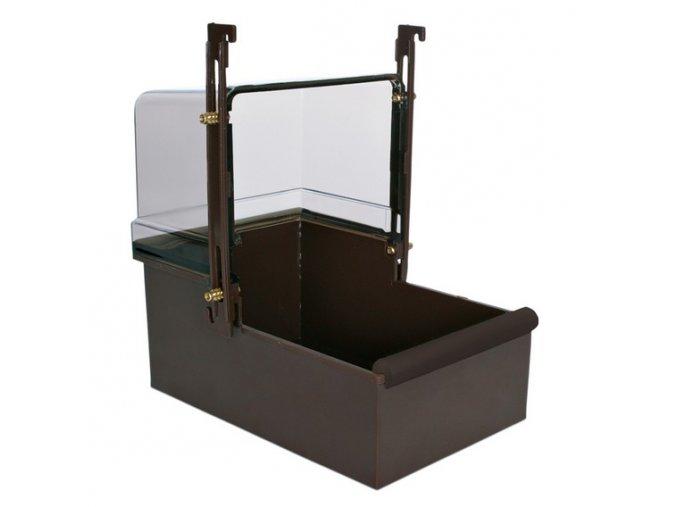 Koupelna velká pro papoušky Trixie 23x15x26 cm