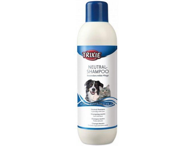 Šampon pro kočky a psy Neutral 1 l