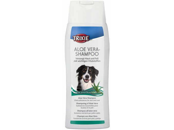 Šampon s Aloe Vera Trixie 250 ml