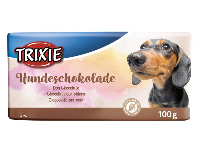 Schoko s vitamíny čokoláda Trixie 100 g