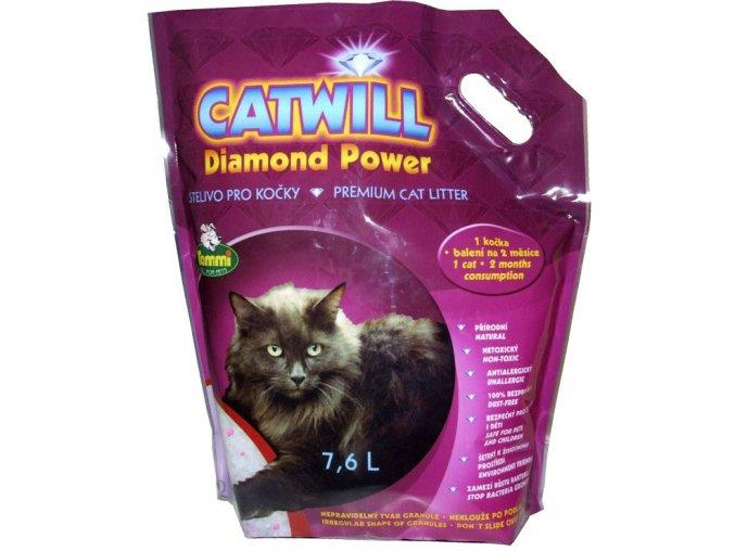 Catwill Diamond Power 3,3 kg (7,6 l)