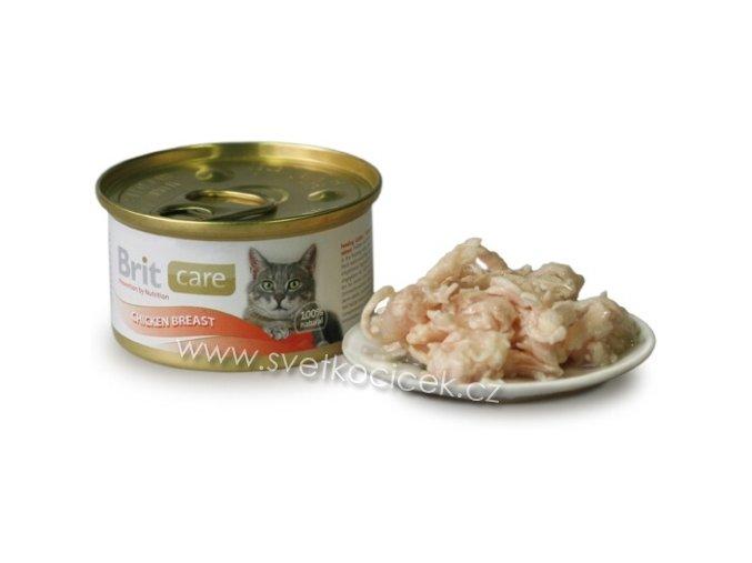 kuřecí masíčko pro kočky