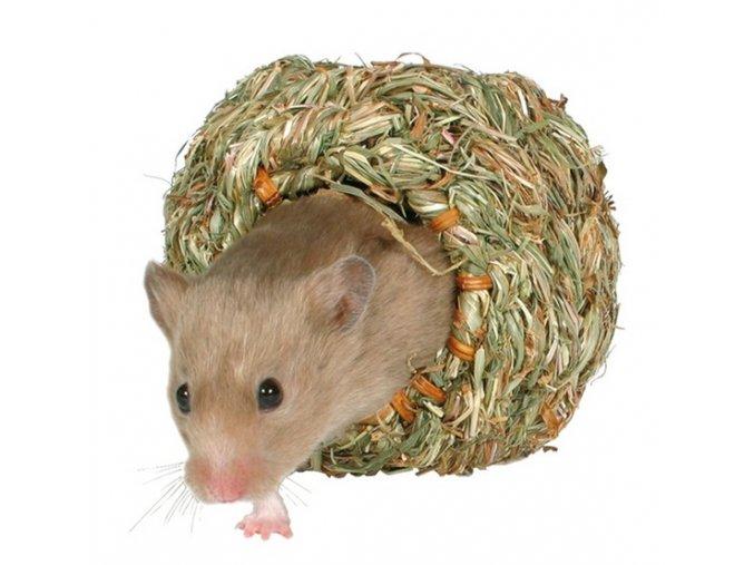 Pelíšek pro myš nebo křečíka 10 cm