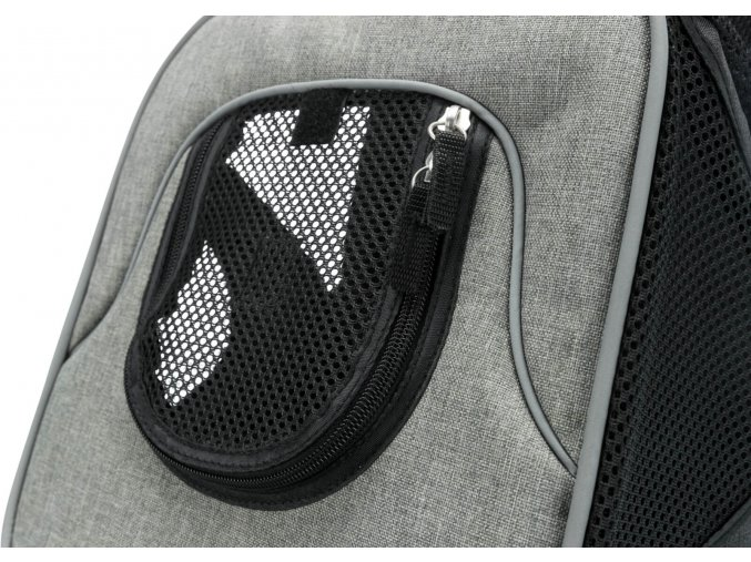 Nylonová taška klokanka 30x33x26 cm