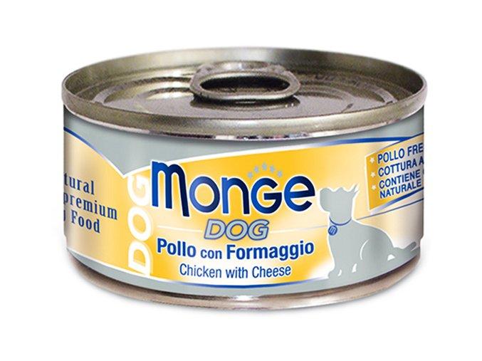 Monge kuře sýr