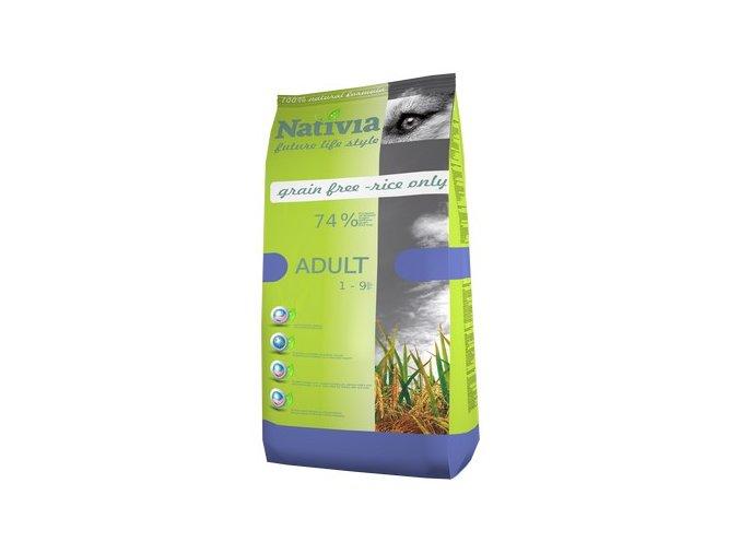 Nativia Adult 3 kg