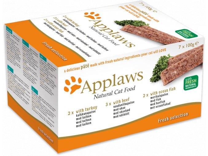 Applaws paté oranžový mix