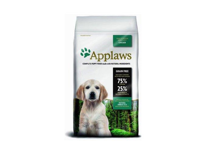 Applaws Puppy Small Medium Breed Chicken 7,5 kg