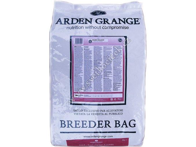Arden Grange chicken 8kg+
