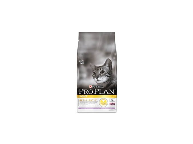 Purina Pro Plan Cat Light Rich in Turkey 10 kg