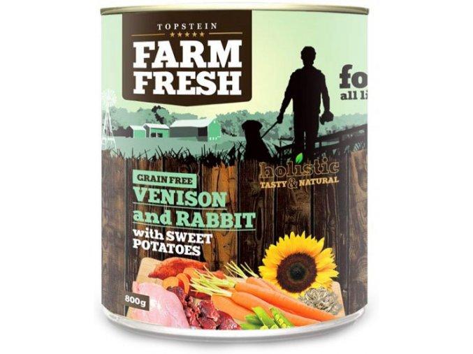 Farm Fresh zvěřina králík