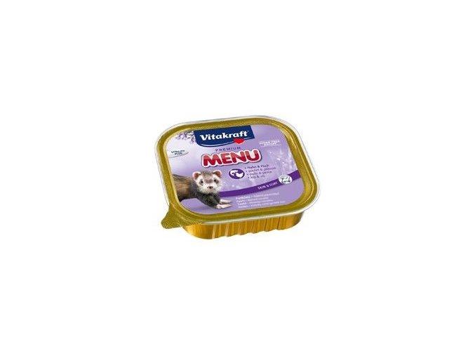 Vitakraft Ferret Menu paštika 100 g