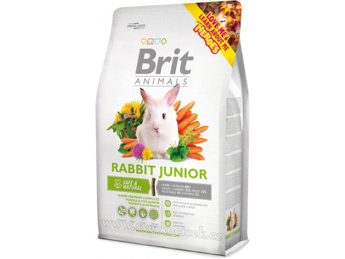 Brit rabbit junior+