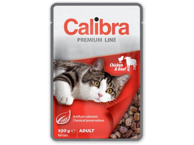Calibra chicken beef