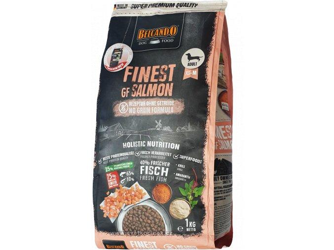 Belcando finest gf salmon 2020 1kg+
