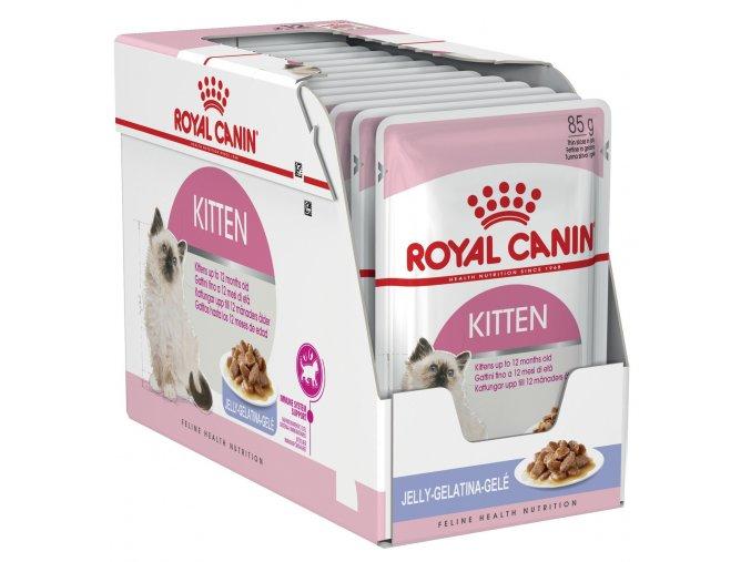royal kapsičky pro kotata