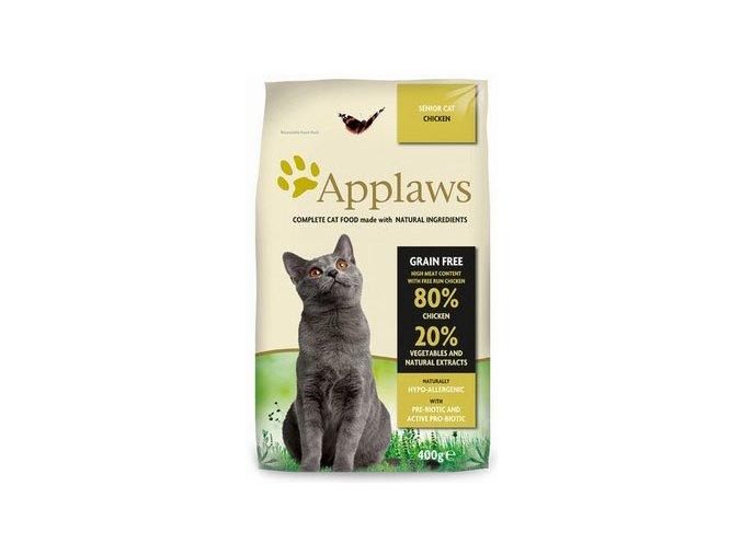 Applaws Cat Senior Chicken 400 g