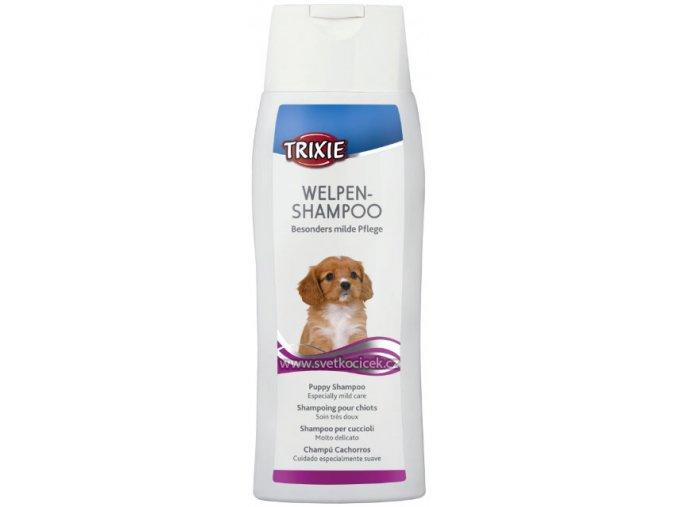 Šampon pro štěňata Trixie 250 ml