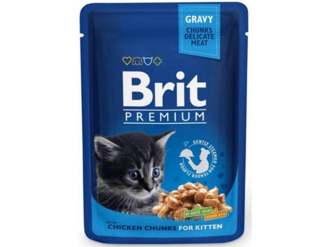 Brit kapsička kitten