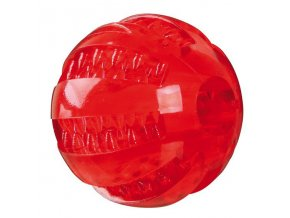 DentaFun míč z termoplastické gumy 6 cm
