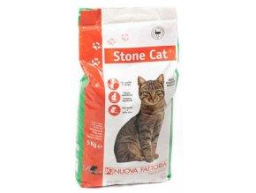 Italské krmivo pro kočky s vepřovým a kuřecím masem