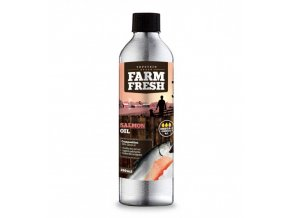 Farm Fresh lososový olej 250 ml
