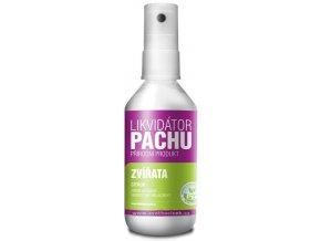 Likvidátor pachu zvířat 215 ml sprej