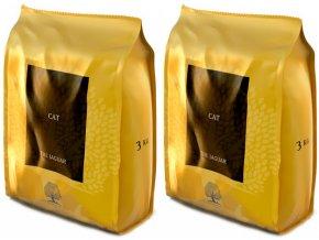 Krmivo pro kočky 80 % masa probiotika chelátové minerály