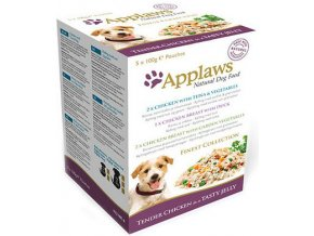 Applaws Dog Finest Collection - 5x100 g kapsička v želé pro psy