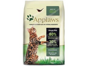 Applaws Cat Adult Chicken and Lamb 7,5 kg