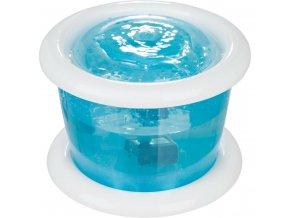 Fontána Bubble Stream 3 l modro-bílá