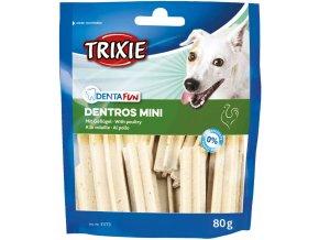 DENTAfun Dentros Mini Light tyčinky na čištění zubů 60 g