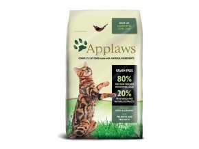 Applaws Cat Adult Chicken and Lamb 400 g