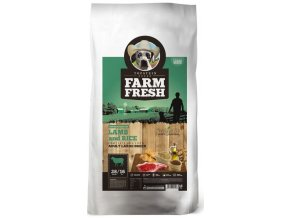Farm Fresh Adult Large Breed Lamb Rice 2 kg