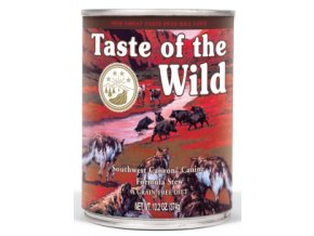 taste of the wild southwest canyon konzerva 375g