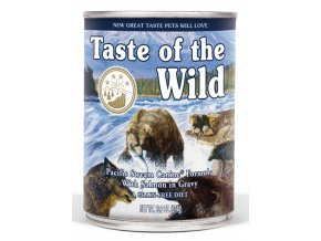 Taste of the Wild Pacific Stream - konzerva 390 g
