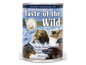 Taste of the Wild Pacific Stream - konzerva 390 g