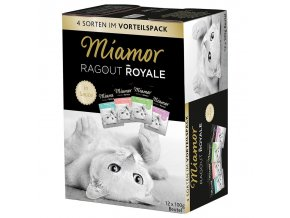 Miamor Cat Ragout Multipack ve štávě - kapsička 12x100 g