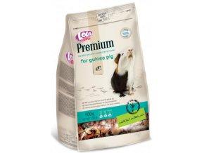 LOLOpets Premium krmivo pro morčata 900 g