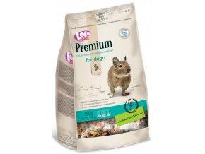 LOLOpets Premium krmivo pro osmáky 750 g
