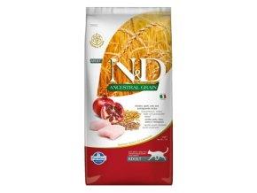 Low Grain granule pro kočky