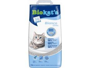 Biokat's Bianco Classic 10 kg 'NELZE ZASLAT V BALÍKU'