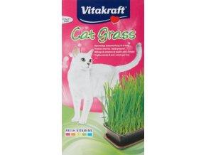 Vitakraft tráva pro kočky semena 50 g