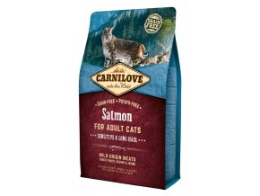 Carnilove Salmon Adult Sensitive 6 kg