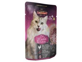 Leonardo čisté kuřecí - kapsička pro kočky 85 g