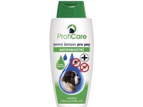ProfiCare jemný antiparazitní šampon pro psy 300 ml