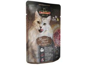 Leonardo masový výběr - kapsička pro kočky 85 g