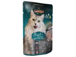 massová rybí kapsička pro kočky