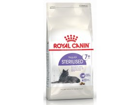 Royal Canin Sterilised 7+ years 1,5 kg