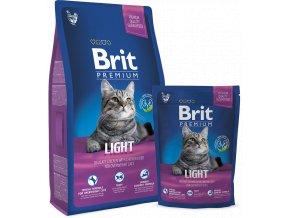 Malé balení granulí pro tlusté kočky